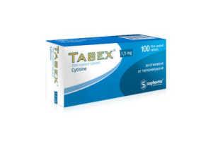 Табекс — известное лекарственное средство, созданное для курильщиков