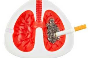 Риск появления рака легких от курения, симптомы