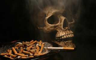 Отравление никотином, симптомы и признаки интоксикации