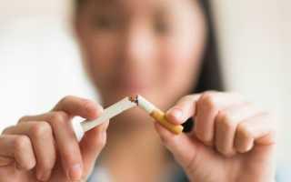 Последствия отказа от курения в организме женщины