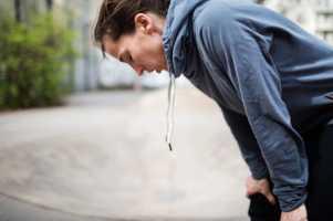 Одышка при отказе от курения, причины и лечение