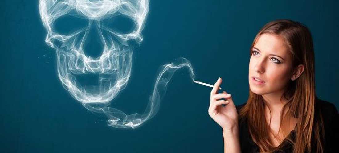 Вред курения, опасные последствия
