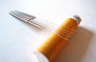 Эффективность лечения от курения иглоукалыванием