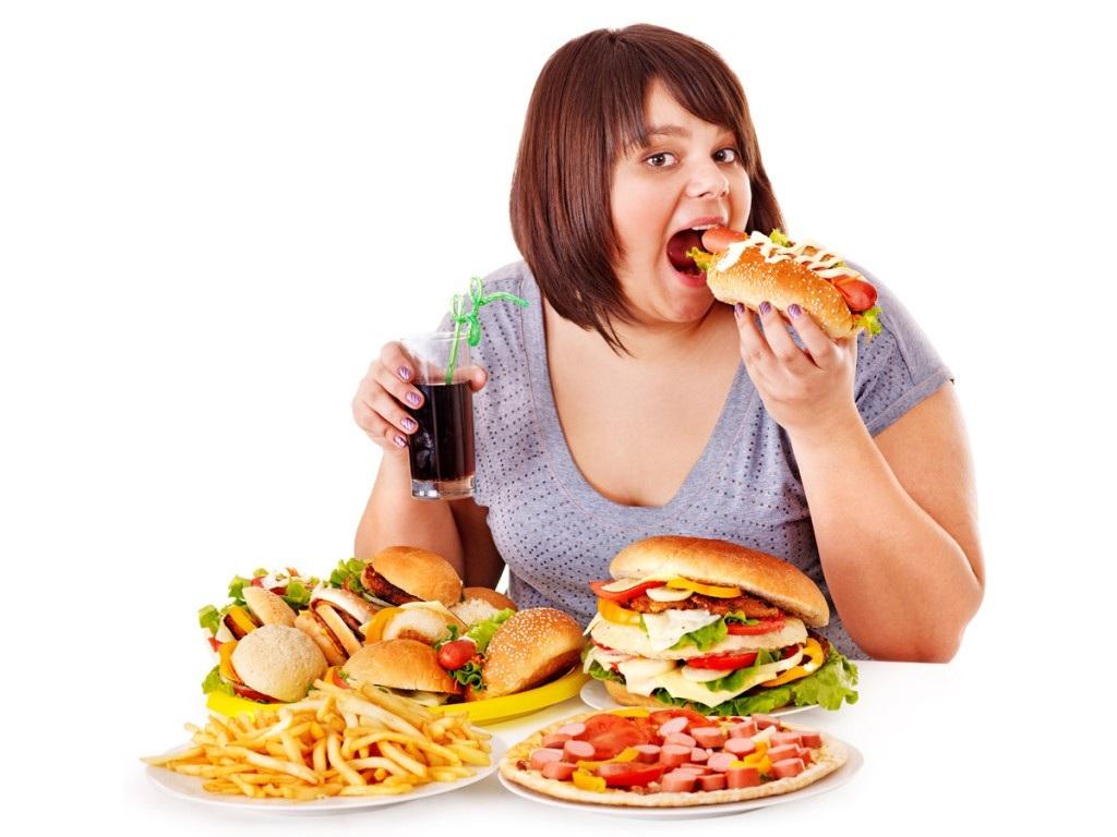 Основные причины набора веса