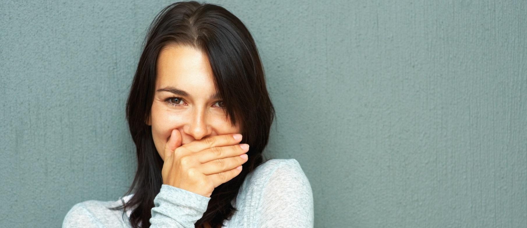 Как удалить сигаретный запах изо рта