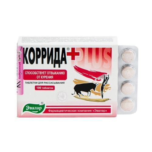 Коррида Плюс 530 мг 100 таблеток Эвалар купить, цена, доставка, отзывы