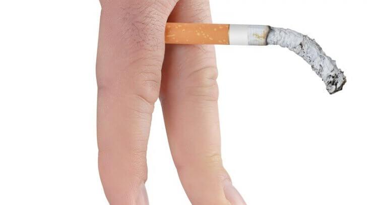 Вред курения для взрослого мужчины