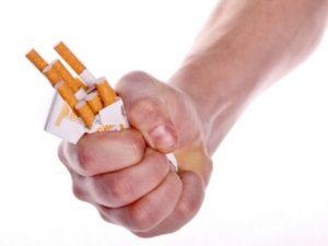 Против сигарет
