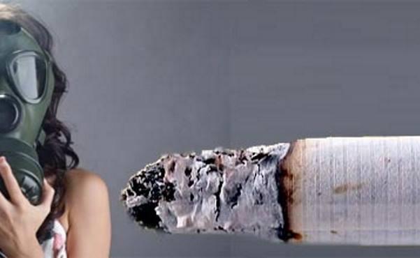 Сигаретный запах: в чем причина стойкости?