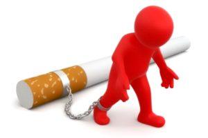 Зависимость от сигарет